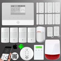 Cheap home alarm system Best gsm alarm system