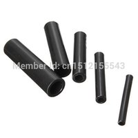 Wholesale Black Durable Pneumatic Push In Fittings for Air Water Vacuum Hose Tube Stem Equal Connector
