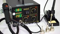 Wholesale Free sipping V KADA D Hot Air Repairing Rework Station Soldering Irons Stations welding iron