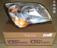 Wholesale for Kia Sportage headlight lamp front headlight assembly with motor