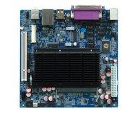 atom pcie - HCIPC M4231 ITX HCM25D61E Atom D2550 Mini ITX Motherboard USB2 COM Mini PCIE SATA GigaLAN PCI LVDS VGA HDMI LPT DDR3 ATX