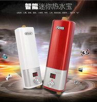 bathroom heaters - Electric Water Heater Electric Shower W Hot Rod Instant Temperature Controlled Water Heater