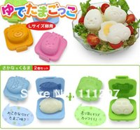 Wholesale designs Sushi Rice Mold Mould Seaweed Cutter Bento plastic cake chocolate icecream egg