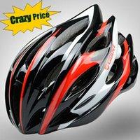 Wholesale 2014 New Insect Net Cycling Helmet Bicycle Helmet Ultralight Integrally molded Bike Helmet Road Mountain Helmet
