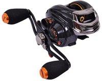 Cheap Hot Sales Trulinoya TS1200 14BB 6.3:1 Left Right Hand Bait Casting Fishing Reel Reels 13Ball Bearings One-way Clutch Black H10308
