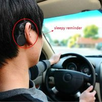Wholesale Sleepiness reminder car Alarm car anti drowsy drivers drowsy reminder reminder alarm siren safe driving assistant