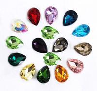 Wholesale Crystal AB Hot Fix Rhinestone Flatback DMC Hotfix Transfer Iron on Glass Beads Jewelry Clothing Headgear Accessories