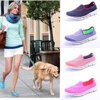 Wholesale The new hot Skechers running shoes Net surface breathable shoes casual shoes in summer