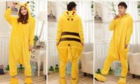 Wholesale New cartoon Animal Pajamas Adult flannel pajamas comfortable pajames Cosplay Cartoon Cute Animal Onesies Pyjama Sleepwear Suit