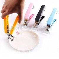 Wholesale Colorful Microwave Take plate clamp