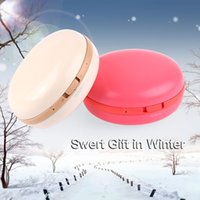 Wholesale Macaron Style Heater USB Pocket Rechargeable Hand Warmer Double Sided With mAh Power Bank For Cell Phones Charging