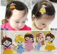 butterfly hair clip - Fashion Butterfly Dot Design Bow BB Hair Clip Toddler Hair Bows Fashion Accessories gift