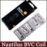 Cheap aspire BVC coils 1.6 1.8 2.1ohm Best Nautilus mini bvc Coil