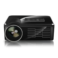 Wholesale 2015 New lumen HD TV home cinema Projector HDMI LCD LED Game PC Digital Mini Projectors P Proyector D Beamer