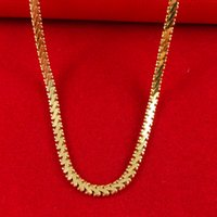 Wholesale 18k gold plated necklace mm g Healthy Necklaces