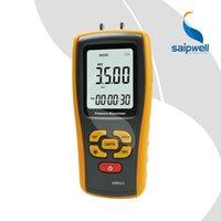 Wholesale High Quality LCD Display Digital Pressure Manometer GM520