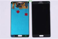Wholesale For Samsung Galaxy Note N9100 N910 N910V N910T N910F N910S N910C N910A N910W Digitizer Assembly LCD Touch Screen