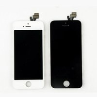 Wholesale Original Replacement LCD Screen Display Touch Panel Digitizer Assembly Full Set for iPhone S C G Black White