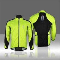 Wholesale WOLFBIKE Fleece Thermal Cycling Long Sleeve Jersey Winter roupas de ciclismo Jacket Windproof Wind Coat Bicycle Wear Clothing
