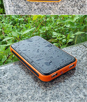table pc - 10000 mah Solar Charger and Battery mAh Solar Panel Dual Charging Ports Portable Power Bank for All Cell Phone table PC MP3