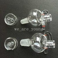 accessories cap - 14mm or mm Male Quartz Nail Honey Buckets quartz nail with Swing and carb cap for Glass Water smoking Pipes Accessories