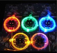 Cheap LED Shoe Lace Best Flashing Shoelace