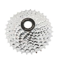 Wholesale Cassette Speed T Cluster Freewheel Flywheel Gear for MTB Road Mountain Bike Bicycle High Quality