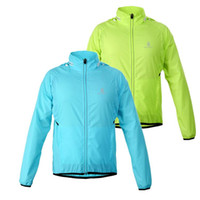 Wholesale New Bicycle Cycling Jersey Sports Riding Breathable Cycle Clothing Bike Long Sleeve Dust Rain Wind Coat Windbreaker Jacket BC231
