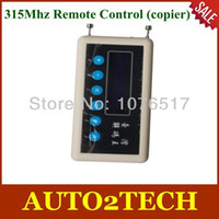 Wholesale new Mhz Remote Control Code Scanner copier Mhz Remote auto key programmer