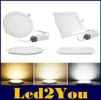 round beds - DHL CREE W W W W W Dimmable Led Recessed Lights Downlights Ceiling Lamp Angle AC V CE UL CSA