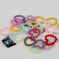 Wholesale 1000pcs mm Colorful imitation heart shape flatback pearls half pearl beads for nail art cellphone laptop art