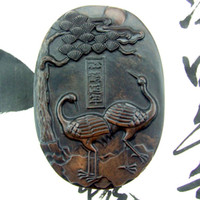 bamboo stone carving - 2015 China Old art Crafts collection Exquisite hand carved Bamboo folly to be wise Inkstone writing brush inkstone inkslab