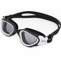 Wholesale Whales brand Ultra Soft Swim Goggles with Easy Adjustable System made in China