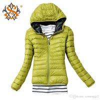 Wholesale HD New Fashion Parkas Winter Female Down Jacket Women Clothing Winter Coat Color Overcoat Women Jacket Parka TN