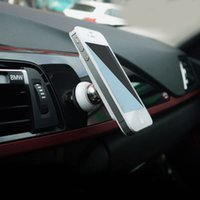Wholesale Universal Degree Rotating Car Magnetic Stand Holder For iPhone GPS