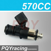 Wholesale J2 RACING STORE High Flow CC Fuel Injector LB for high performance racing cars PQY4447