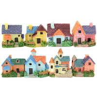 Wholesale Fairy Garden Miniature Craft Micro Cottage Landscape Decoration For DIY Crafts Supplies