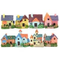 Wholesale Fairy Garden Miniature Craft Micro Cottage Landscape Decoration For DIY Crafts Supplies