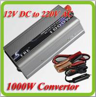 ac dc convertor - Hot W aluminum alloy v DC to v AC convertor driver adaptor transformer power supply for car used