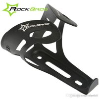 Wholesale RockBros Bike Bicycle Cycling Aluminium Alloy Sports Standard Water Bottle Cage Bottle Holder Bicycle Accessories g A5