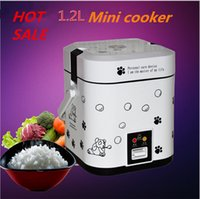 Wholesale Mini rice cooker low power electric L capacity rice cooker non stick students office workers applicable OEM H