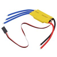 Wholesale 30A Brushless Motor Speed Controller RC BEC ESC for RC Quadcopter Plane Helicopter boat hot selling