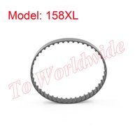 Wholesale 2pcs Saw Rubber mm Width mm Pitch XL Timing Belt