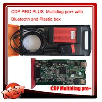 Wholesale 2015 New CDP cdp pro software install video Multidiag pro CDP Multidiag WITH BLUETOOTH
