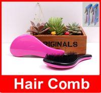 Wholesale Magic Brush Magic Combs Hair Brush Magic Detangling Handle Tangle Shower Hair Brush Comb Salon Styling Tamer Tool with retail box
