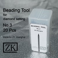 beads tool set - Bead Grain Tool No Pieces Jeweller Tools Diamond Setting Stone Setting Micro Pave Kornevertka