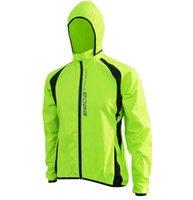 Wholesale 2016 new arrival Waterproof Windproof Bike Raincoat Jacket Cycling Breathable Rainproof Windbreaker Jersey
