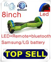 display board - 2015 Self balancing scooter bluetooth samsung LG battery hoverboard bluetooth with LED Display board wheelbarrow electric unicycle scooter