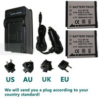 Wholesale Np Battery Charger For Fujifilm Finepix Xp100 Xp110 Xp150 Xp160 Xp170 Xp200 Real d W3 And Fuji X10 Digital Camera