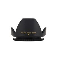 Wholesale EIRMAI DCsn Professional Lens Hood for D60 D3000 D5000 mm Lens